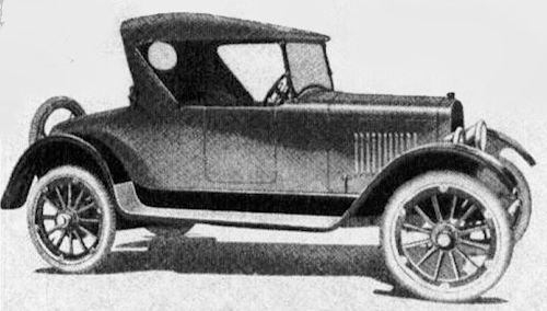 Friend   American Automotive manufacturer Pontiac, Michigan., USA From 1920 to 1921