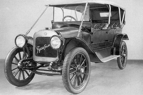 Russo-Balt  Russian Automotive manufacture Moscow,Russia From 1909 to 1923