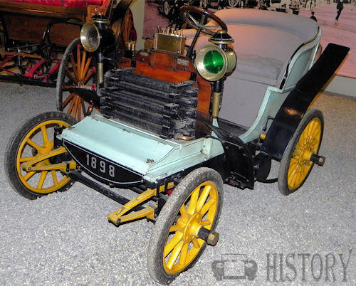 Bardon French automobile  Produced from 1898