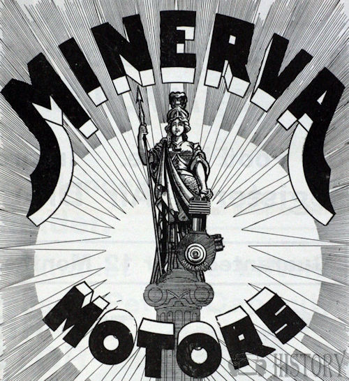 Minerva  Belgian automobile manufacture Belgium. Produced from 1902 to 1938