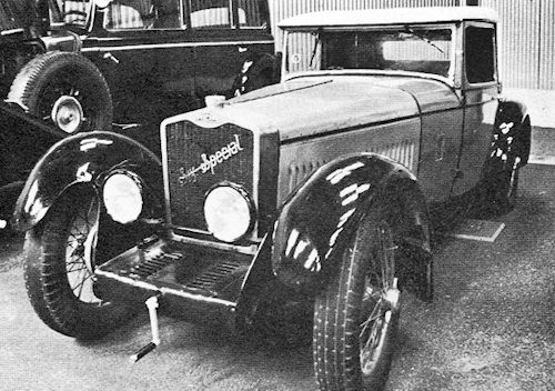 Alma   Car manufacture Seine,France from 1926 to 1929.