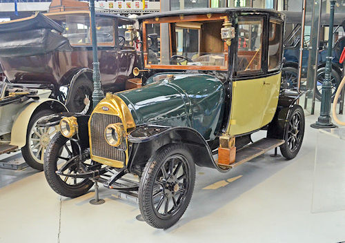 Alva  Car manufacture Seine, France from 1913 to 1923.