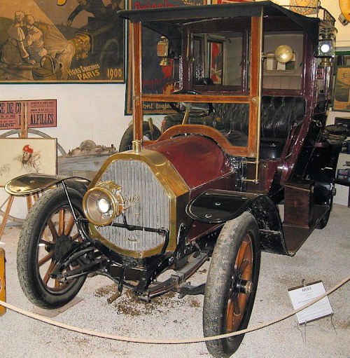 Ariès   French automobile manufacture Asnières-sur-Seine, France 1902 to 1937