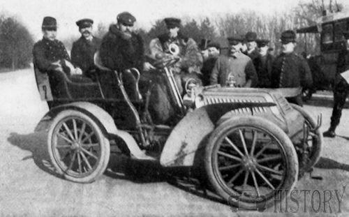 Ader Cars manufactures from France between 1900 to 1907