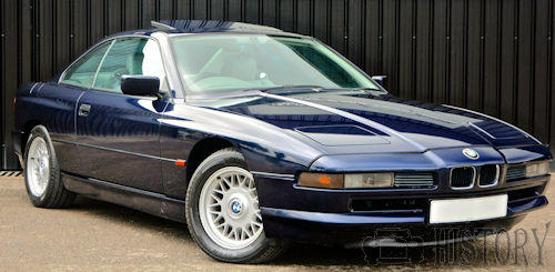 1989 To 1999 Bmw 8 Series E31 Range