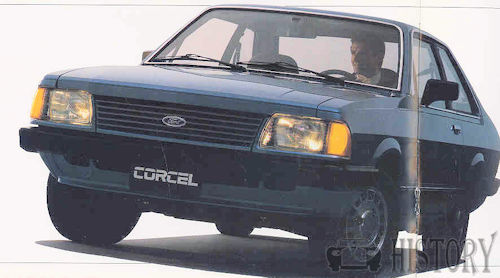 Ford Corcel CHT  Brazil