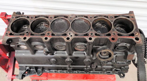 BMW M20 M20B25 Engine block