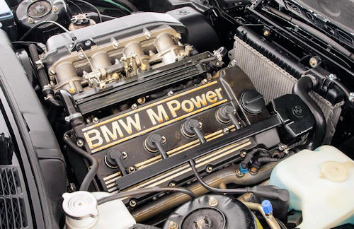 BMW S14 DOHC straight-4 Petrol Engine  From 1986 To 1990 specs