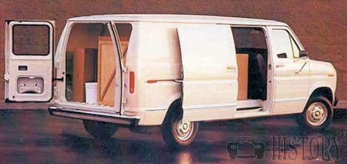 Ford (US) - Ford Econoline Van 3rd gen (1975–91)