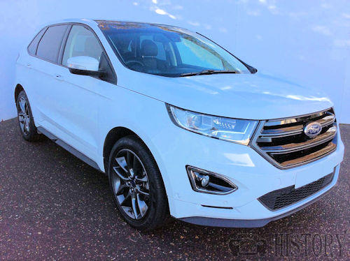 Ford Edge car range