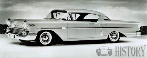 Chevrolet Impala First generation history