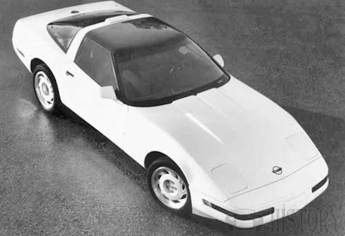Chevrolet - Chevrolet Corvette C4 (1983-1996)