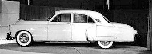 1948 Cadillac Fleetwood Sixty Special side