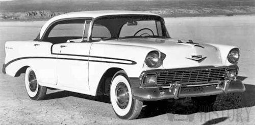 Chevrolet Chevrolet Bel Air 2nd Gen 19551957