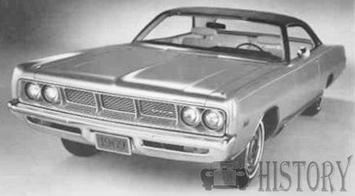 Dodge Polara Fourth generation history