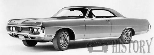Dodge Polara Fourth generation 1970