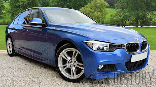 BMW - BMW 3 Series F30 (2012-)
