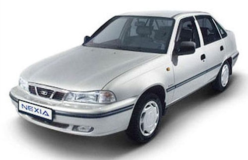 Daewoo LeMans Cielo Nexia 2nd generation