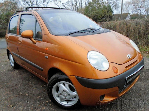 Daewoo Matiz First generation