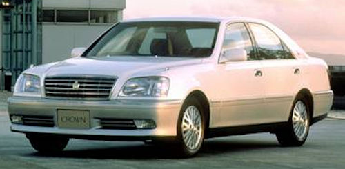 Toyota Crown Eleventh Generation