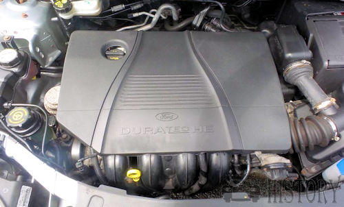 Ford Mondeo Mark 4 Fourth Generation  2.0 duratec he Petrol engine
