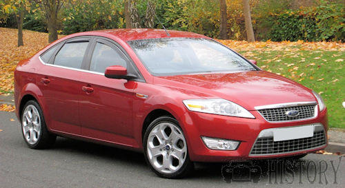 Ford Mondeo Mark 4 Fourth Generation range