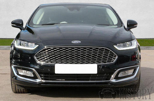 Ford (europe) - Ford Mondeo Mk 5 (2013-)