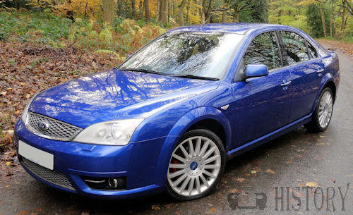 Ford Mondeo Mark 3 Third Generation ST
