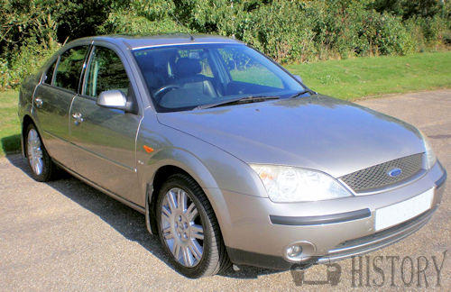 Ford Mondeo Mark 3 Third Generation
