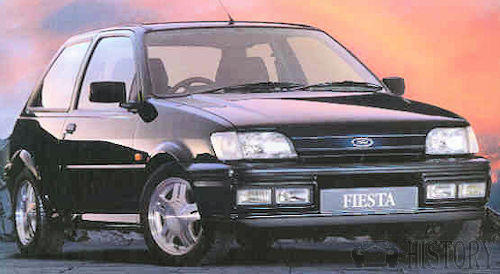 Ford Fiesta 3rd Generation RS1800