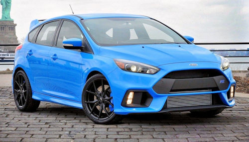 ford-focus-mk3 RS 2016