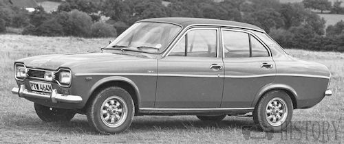 Ford Escort Mark 1 1300E