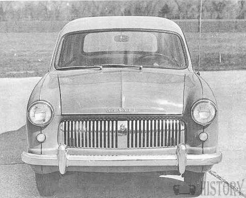 Ford Consul Mk1 front view