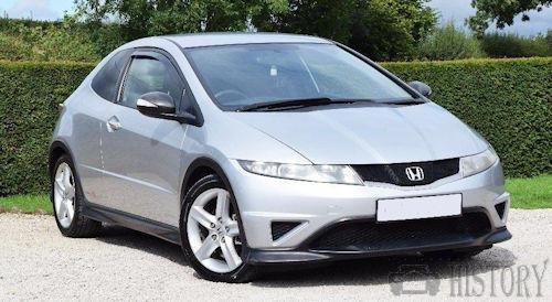 Honda Civic Eighth Generation (2005u20132011)