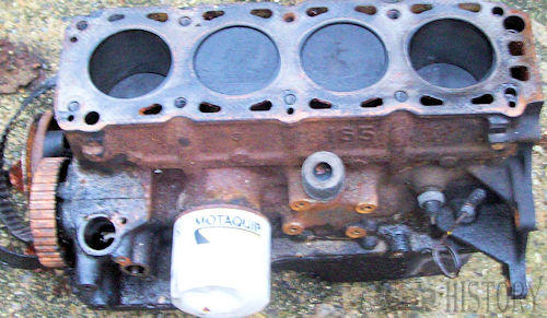 Ford Engines Ford Pinto Engine 1970 2001