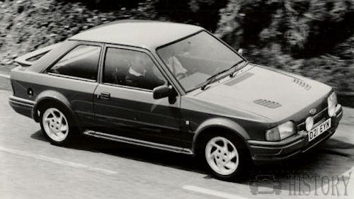 Hot hatch Cars FORD-ESCORT-RS-TURBO