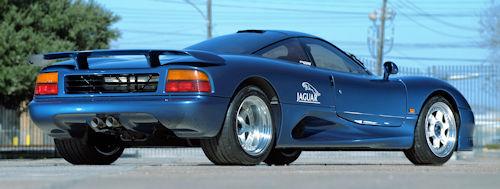 Jaguar - Jaguar XJR-15 (1990-1992)