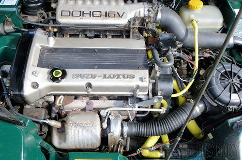 Lotus M100 Elan engine