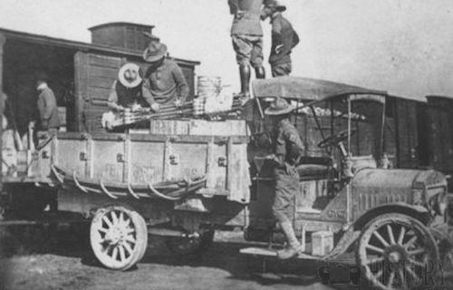 World War I truck