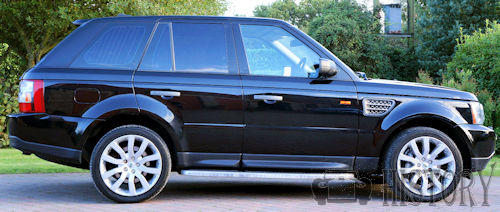 Range Rover Sport First generation side view