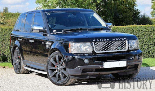 Range Rover Sport First generation