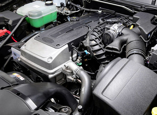 Ford Engines Ford Barra Engine 2002