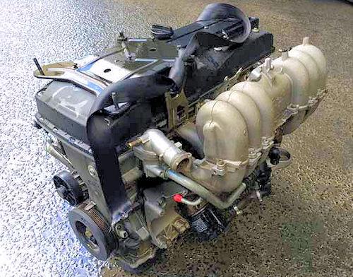 Ford Engines - Ford Barra engine (2002-)