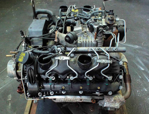 Land Rover Engines - Ford 4 4 Turbo Diesel (2000-)