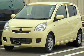 Daihatsu Cuore Mira seventh generation