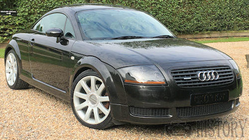 Audi TT Mark 1 First Generation