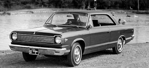AMC Rambler Fifth generation