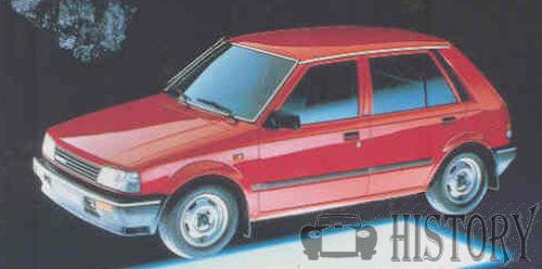 Daihatsu Daihatsu Charade 2nd Gen 1983 1987