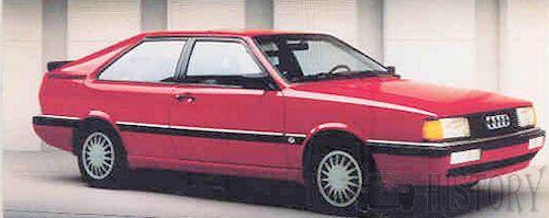Audi Audi Coupe B2 1980 1988
