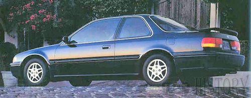 Honda Accord Th Gen Saloon Coupe on 1991 Honda Accord 2 Door